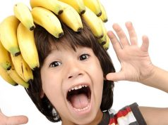 Banana Health Snacks For Kids