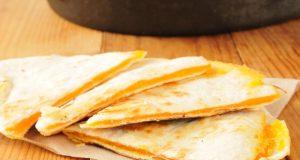 Cheese Quesadilla