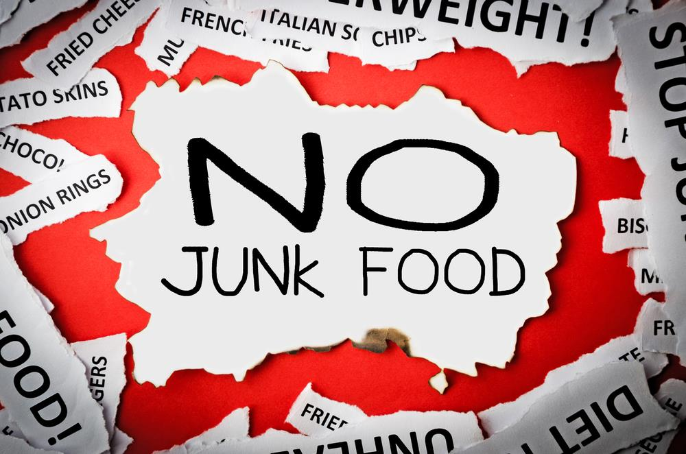 Toss The Junk Food Out
